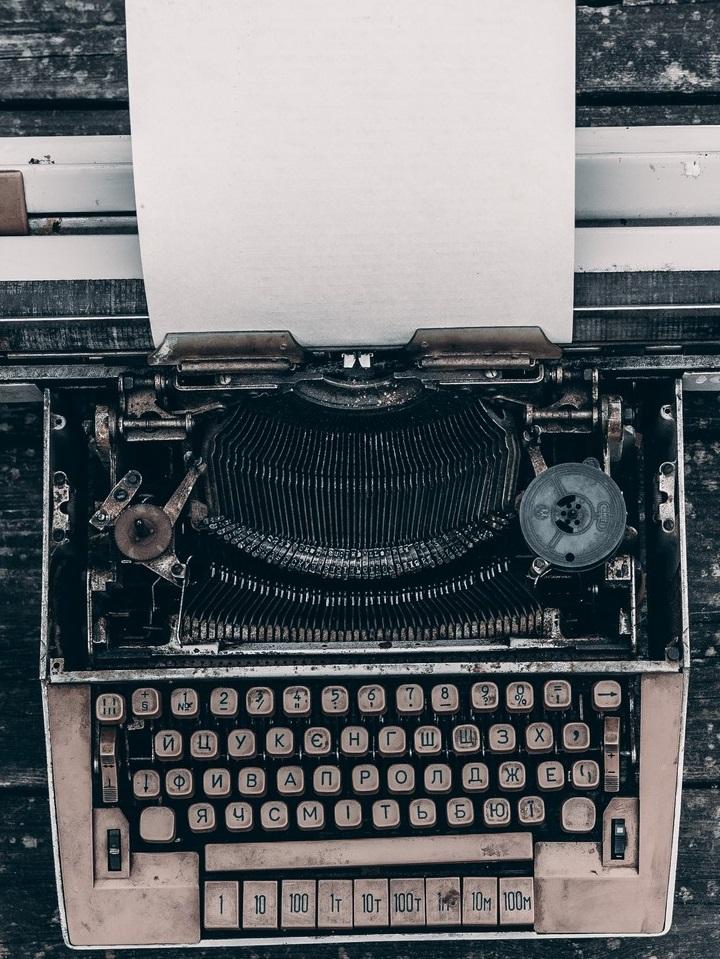 Karolien - Typemachine
